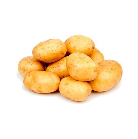 Patatas Mona Lisa de Cartagena