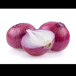 Cebollas moradas Nacional