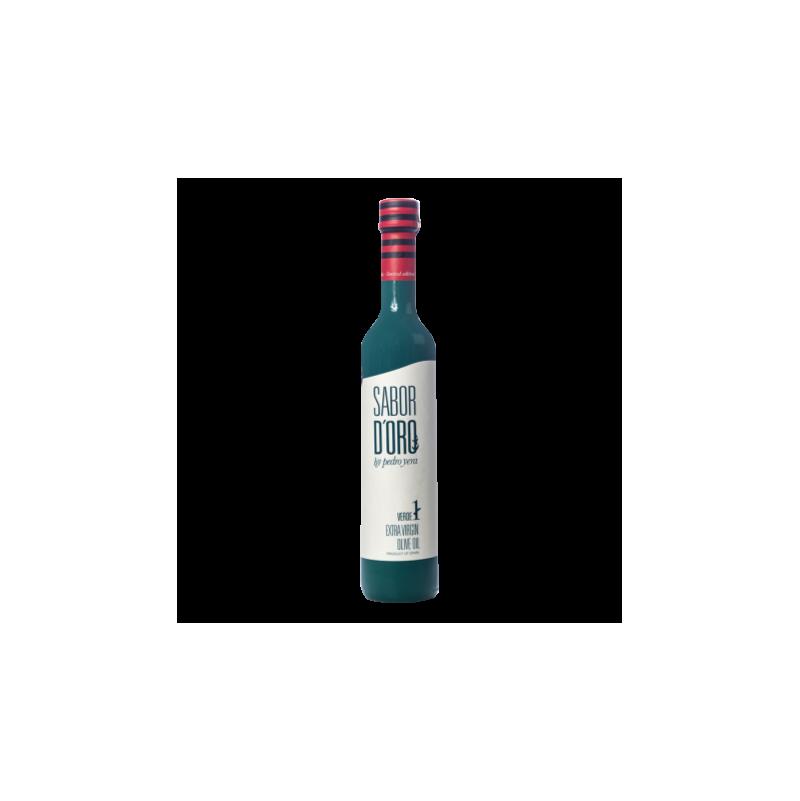 Aceite SABOR D'ORO Verde 500ml Jaén