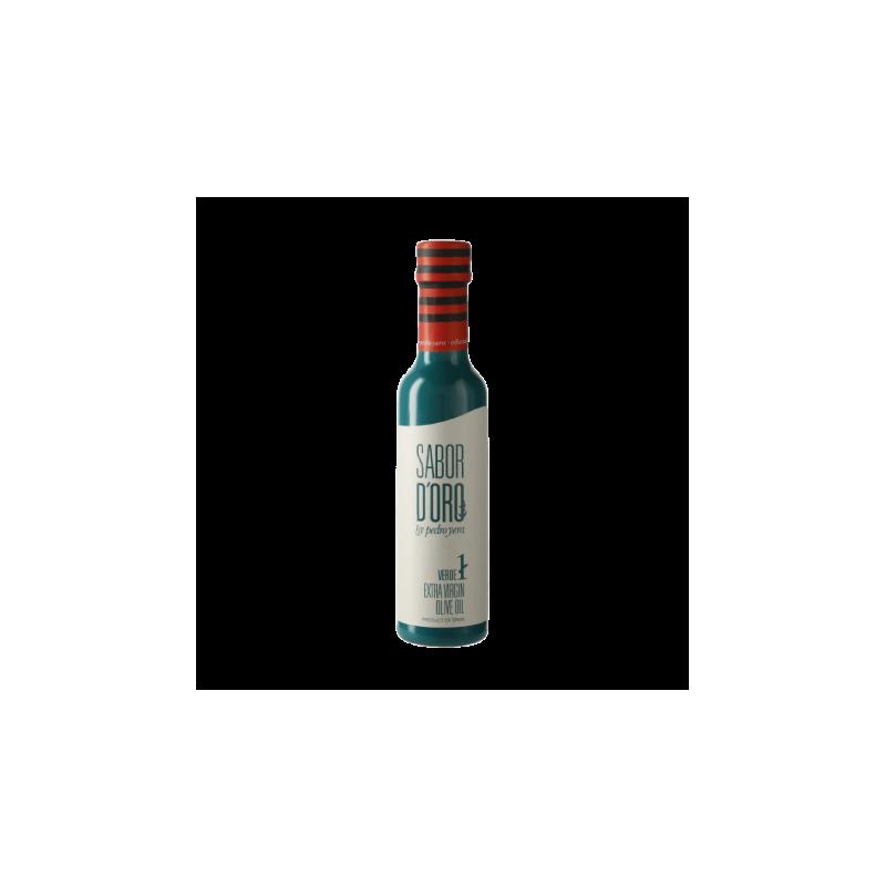 Aceite SABOR D'ORO Verde 250ml Jaén